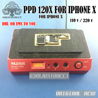 PPD120X Desoldering Heating Rework Station PPD 120X Motherboard Unsolder for iPhone X CPU NAND IC Chips Remove Tool