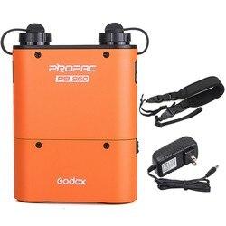 Godox PB960 zestaw czarny lampy błyskowej Speedlite akumulator 4500 mAh do aparatu Nikon Canon Yongnuo Godox Sony lampy błyskowej Speedlite w Akcesoria do studia fotograficznego od Elektronika użytkowa na