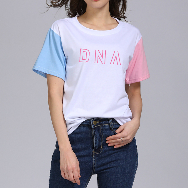 BTS DNA T-SHIRT (2 VARIAN)