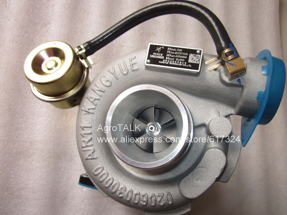 YTO X904 tractor parts,the TURBO charger for Engine LR4A3Z-T57, part number: jiangdong engine parts for tractor the set of fuel pump repair kit for engine jd495