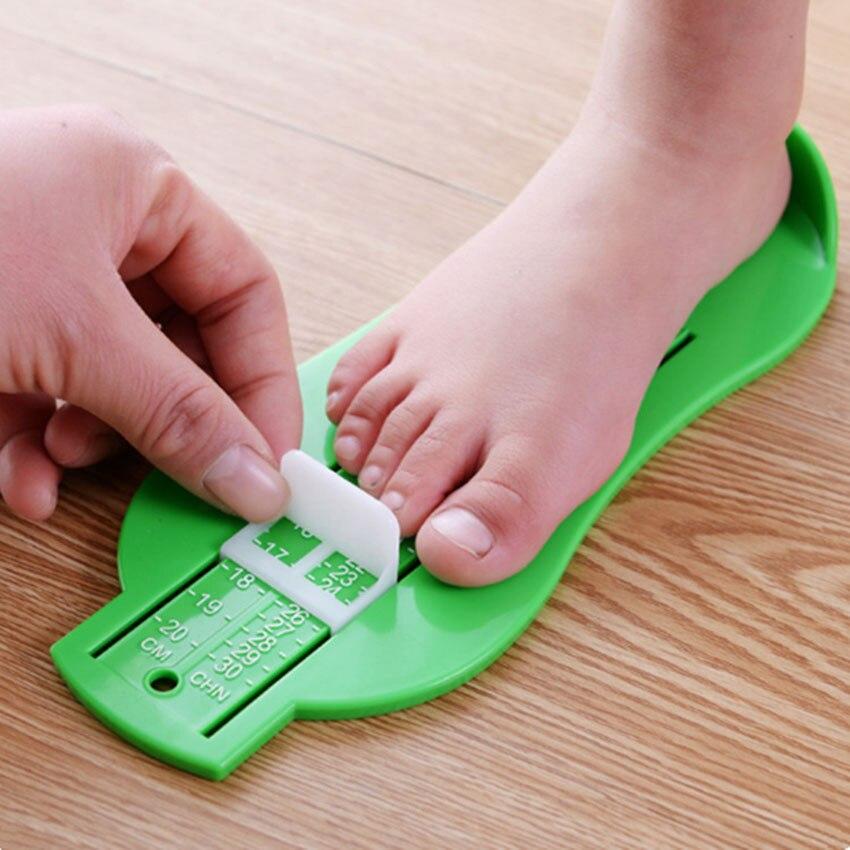 Tool Infant Shoes Fittings Gauge Tool Toddler Baby Foot Measuring Gauge