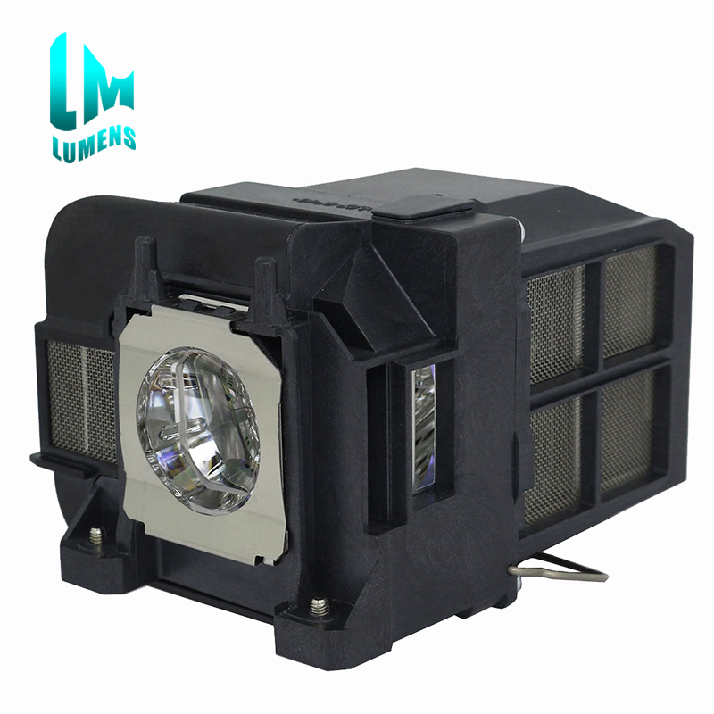 Replacement Projector Lamp for ELPLP77 for EPSON PowerLite 4650 4750W 4855WU G5910 EB 4550 EB 4750W