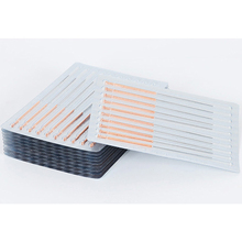 5 boxes 100pcs/boxHwato Copper handle Acupuncture Needle Disposable 10pcs needles packing together