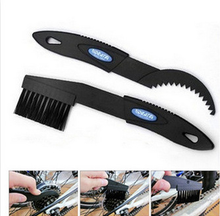 2pc Bicycle Chain Clean Brush Mountain Repair Tools Portable Bike Wash Tool Set Useful Cycling Cleaner Scrubber