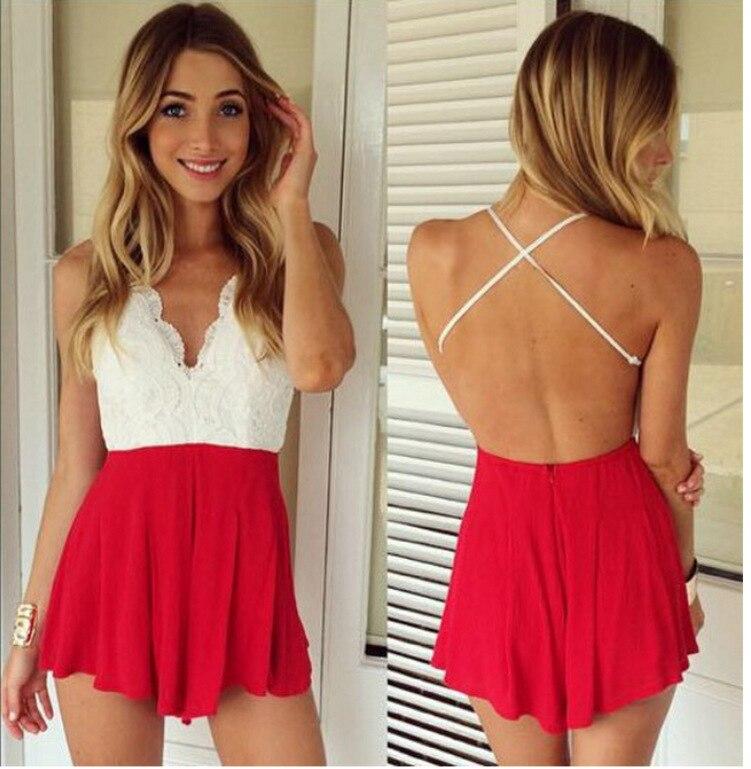 Комбинезон юбка как называется