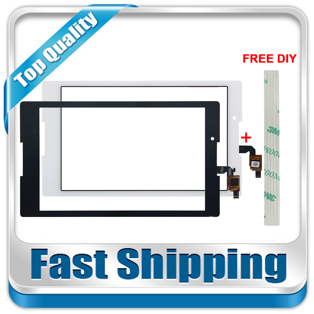 New For Lenovo Tab 3 TAB3 8.0 850 850F 850M TB3-850M TB-850M Tab3-850 Replacement Touch Screen Black White