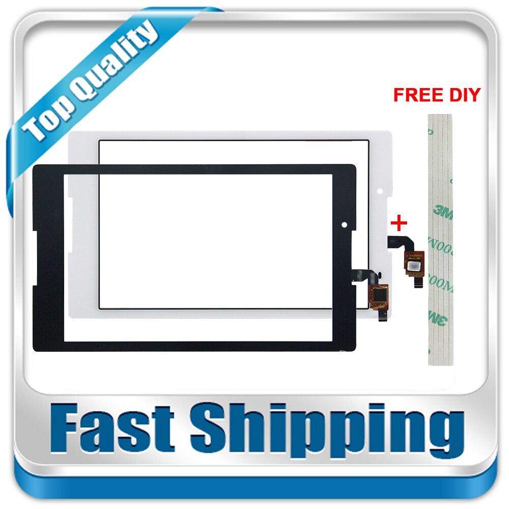 Novo Para Lenovo Tab 3 TAB3 8.0 850 850F 850 m TB3-850M TB-850M Tab3-850 Substituição Touch Screen Preto Branco