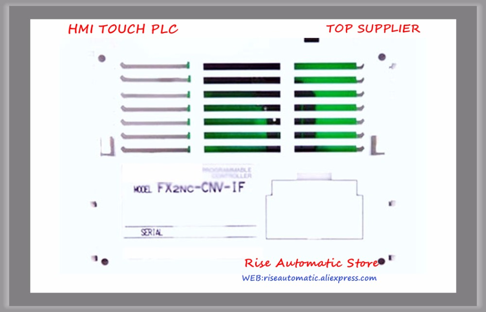 FX2NC-CNV-IF PLC FX2NC Series New Original 100% test good quality new original fx 485pc if plc interface unit rs485