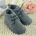 New  Cotton Lovely Baby Shoes Toddler Unisex Soft bottom 6-18 Months Baby Shoes Kids infant Shoes 06