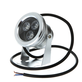 9W 12V RGB White/Warm White LED Underwater Spot Light IP68 Waterproof Led Underground light Pond Aquarium Garden night Lamps цена 2017