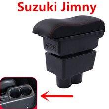 Per Suzuki Jimny box bracciolo centrale casella dei contenuti Negozio di prodotti interni vano Portaoggetti del Bracciolo auto-styling accessori parte