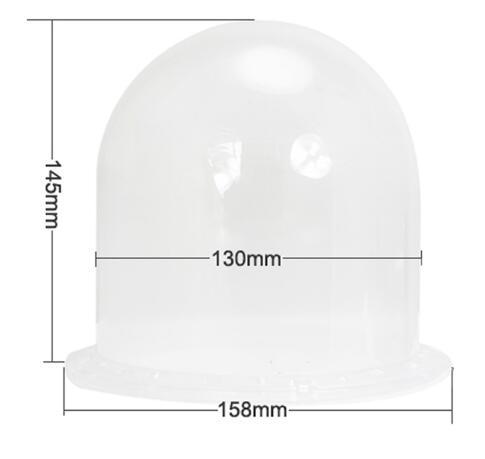 SMTKEY Outdoor Use IP camera Housing For CCTV IP Pan Tilt Camera Outdoor Waterproof Dome Housing Enclosure