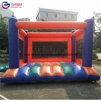 Коммерческое качество надувной дом для детей игры на открытом воздухе, надувные батуты с бесплатной воздуходувкой