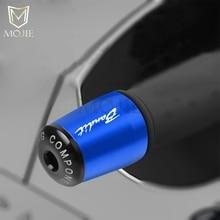 Motorcycle 7/8 22MM Handlebar Hand Grips Handle Bar End Cap For SUZUKI GSF 250 600 600S 650 650S 650N 1200 1250 Bandit