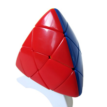 Hot Sale Mastermorphix Zongzi Rice Dumpling Stickerless Speed Magic Cube Learning Education Puzzle Cubo Magico Toys