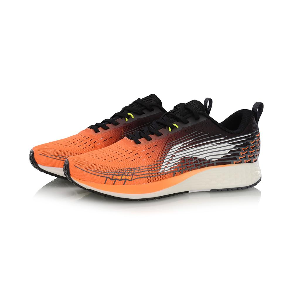 Li-Ning Men BASIC RACING SHOES Running Shoes Light Weight Marathon LiNing Breathable Sport Shoes Sneakers ARBP037 XYP908 4