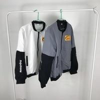 Japanese Harajuku MA1Bomber Jacket pilot Street Printing Kodak Jackets Men Women Coat Brand Clothing Outerwear Chaqueta Hombre