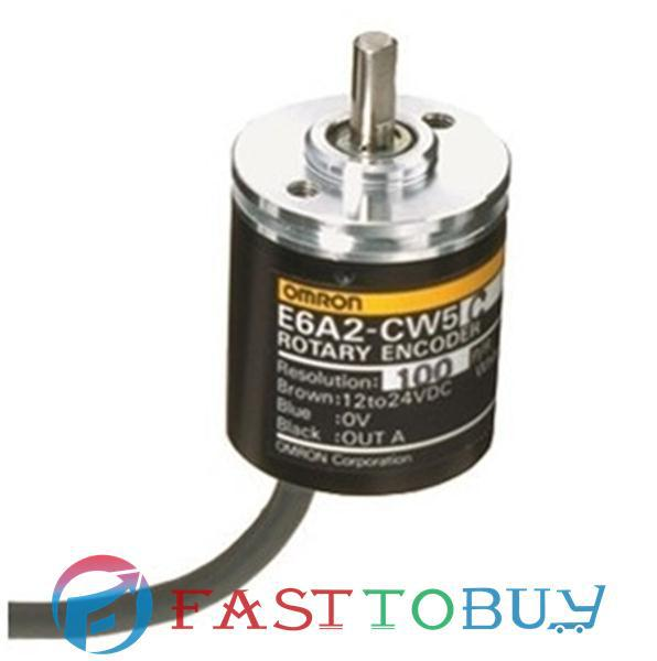 Rotary Encoder E6A2-CWZ3E 500P/R High Performance Power by 5~12VDC New e6a2 cs5c 50p r rotary encoder new e6a2cs5c 50p r 50pr compact size e6a2 cs5c