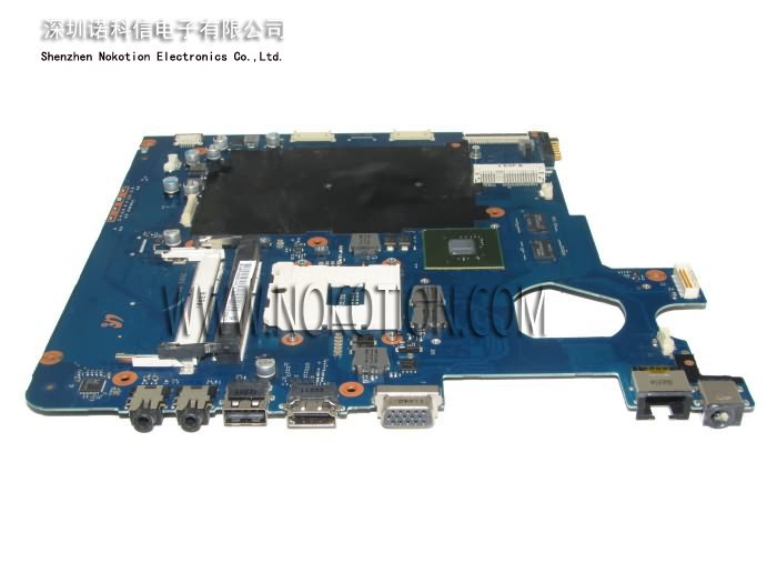 BA92-09031A BA92-09031B for samsung NP300V3A NP300V4A NP300V5A laptop motherboard intel ddr3 socket pga989 nvdia GT520M ba92 05127a ba92 05127b laptop motherboard for samsung np r60 r60 ddr2 intel ati rs600me mainboard