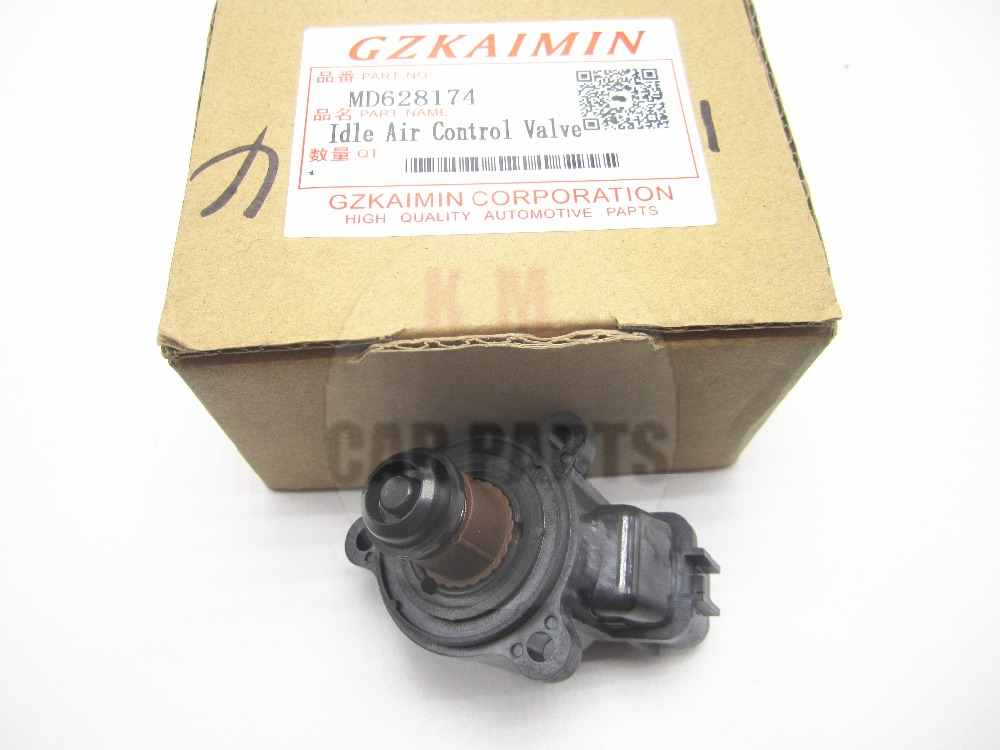 HIGH QUALITY Idle Air Control Valve for Mitsubishi Montero Eclipse Galant Chrysler 3.0L 3.5L MD628119, MD628174 top
