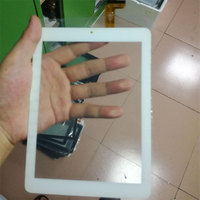 Myslc touchscreen Digitizer ForRS8F195S_V1.1 Front Tablet Touch Panel Glas