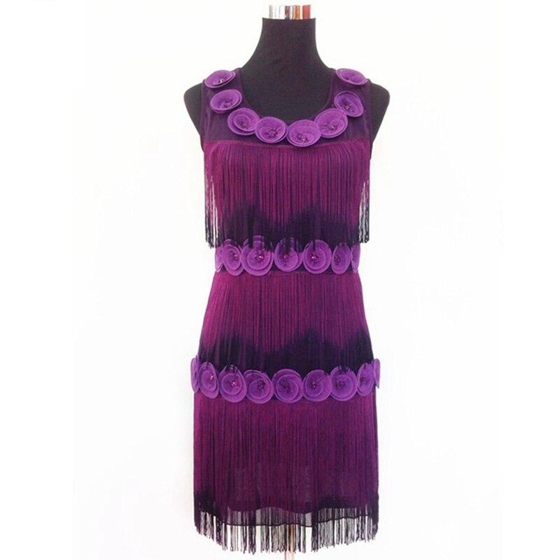 Vintage etapa Vestidos cantantes mujeres 1920 s Gatsby FLAPPER traje ...