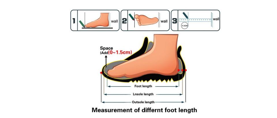 BONA Men Hiking Shoes Anti-Slip 2