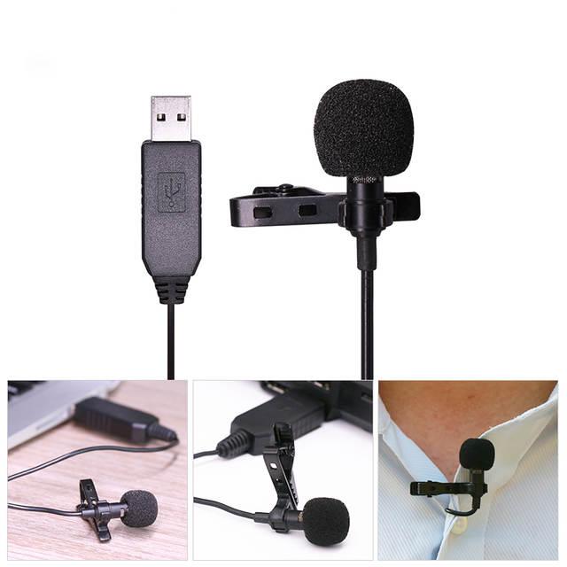 b6560a819db44 placeholder Youtube Streaming Podcasts Facetime Arimic USB Lavalier Lapel  Clip-on omnidireccional condensador micrófono
