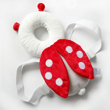 Подушка для защиты головы ребенка, подушка для головы малыша, милая Подушка с крыльями, 30 см, брендовые подушки, много цветов