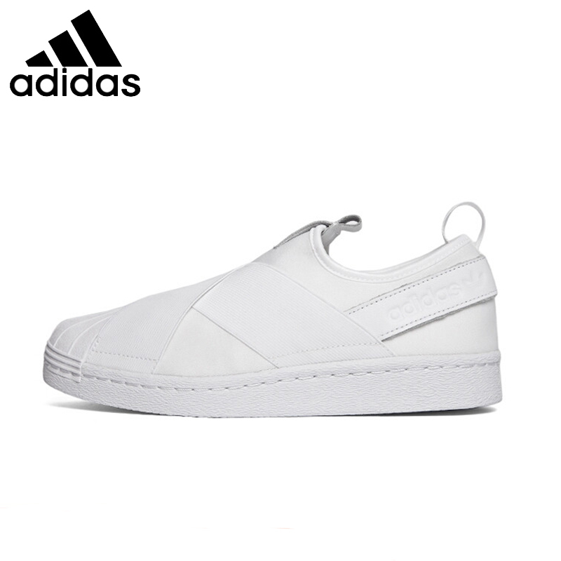 cheap for discount 8df1b 3873c Adidas Superstar Slip On Original Unisex Skateboarding Skor Andas ...