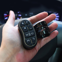 Universal Hot Sale Car Steering Wheel Button Remote Control for Car Multimedia Player Wireless easy to use