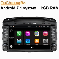 Ouchuangbo Android 7 1 2G Ram 9 Inch Car Multimedia Gps Stereo For Kia Sorento 2014