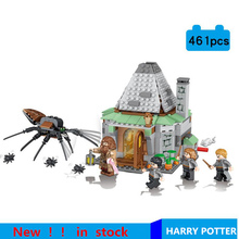 NEW Hagrids Cottage Building Blocks 16055 39157 39144 39145 series 461pcs Brick Educational Toys Compatible kids Birthday gifts