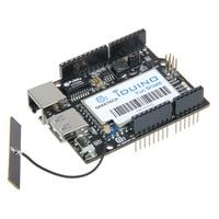 Linux, WiFi, Ethernet, USB, All in one Yun Shield for Arduino Leonardo, UNO, Mega2560, Duemilanove Development Board
