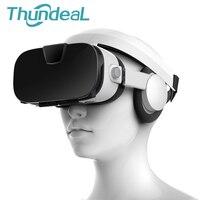 Fiit VR 3F 112FOV 3D Glasses Virtual Reality Helmet Stereo Headset Cardboard Immersive VR BOX For