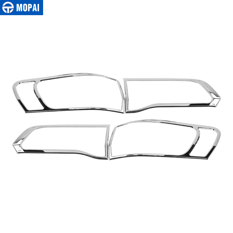 Image 5 - MOPAI Lamp Hoods for Jeep Grand Cherokee 2011 Up Car Rear Tail Light Lamp Decoration Cover for Jeep Grand Cherokee Accessories-in Lamp Hoods from Automobiles & Motorcycles