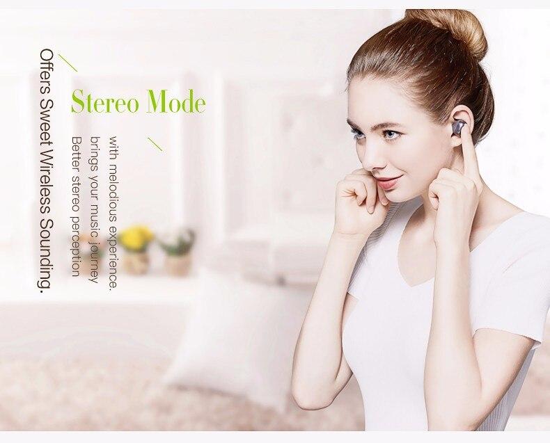 bilder für Mykung fu i7 nicht airpods stil airpod mini bluetooth Mini Bluetooth Headset Drahtlose Kopfhörer Earbuds Kopfhörer als
