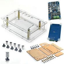 TDA7492P Усилители домашние Board 2X50 Вт Bluetooth 4.0 аудио приемник Усилители домашние модуль + Case