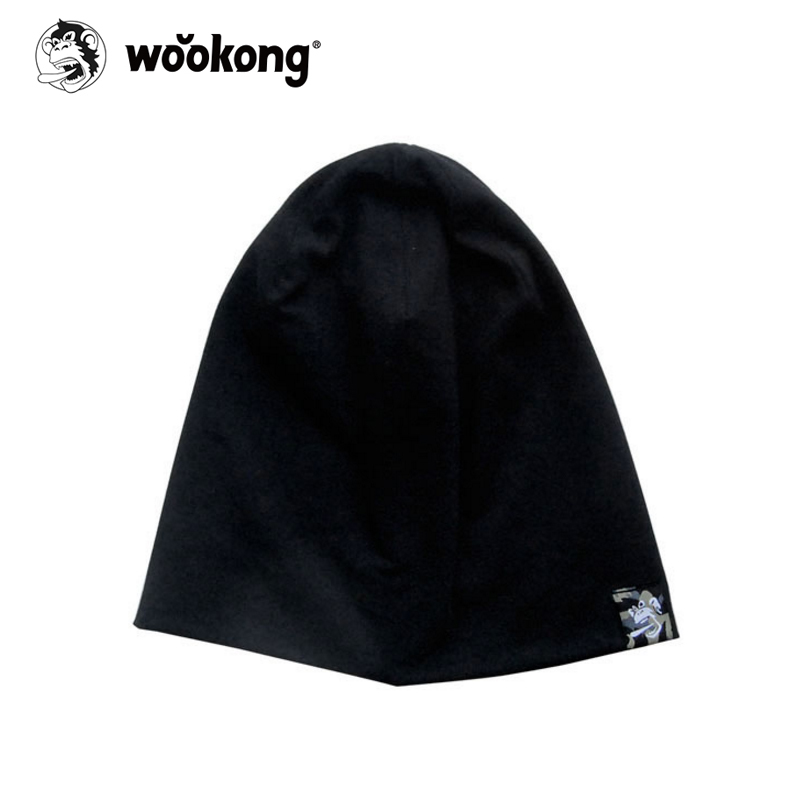The Woookong New Autumn Winter Mens Russia Designer Skullies&Beanies Casual Hat Cotton Boy Cap Bonnet Hats For Men 2017 new lace beanies hats for women skullies baggy cap autumn winter russia designer skullies
