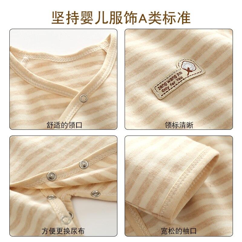 Pasgeboren kleding 0-3 maanden katoen baby vlinder kleding en najaar ondergoed maand kleding baby jumpsuit