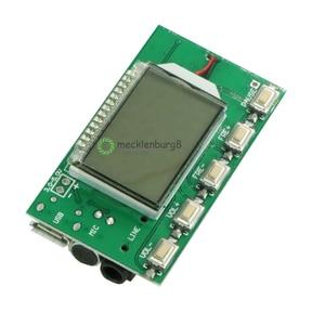 Image 2 - DSP PLL 87 108 液晶ディスプレイ FM ラジオワイヤレスマイクステレオトランスミッター/受信機モジュールベストセラーブランド新