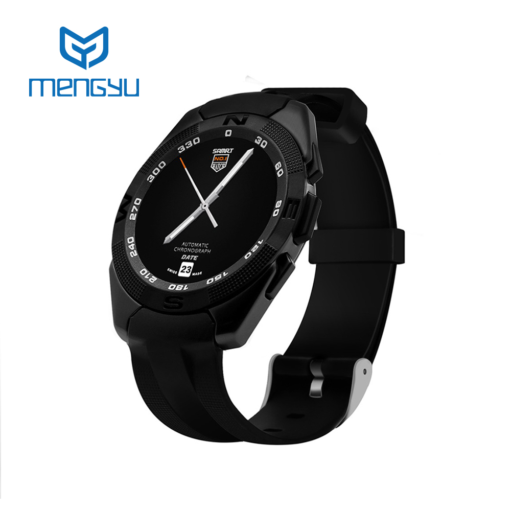 2016 NEW NO 1 G5 Smart Watch MTK2502 font b Smartwatch b font Heart Rate Monitor