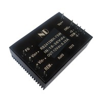 new isolated dc dc voltage converter 5V 10A 12V 5A 15V 18V 24V 28V 48V step down power module quality goods
