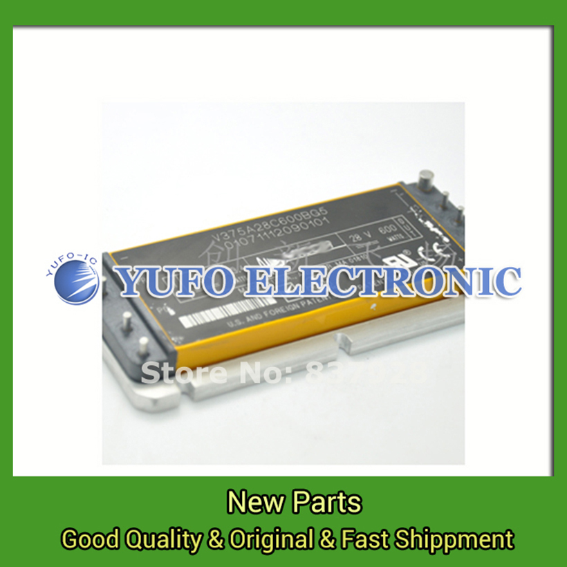 Free Shipping 1PCS  V375A28C600BL5 Power Modules original spot Special supply Welcome to order direct shot YF0617 relay free shipping 1pcs a50l 0001 0422 6mbp40rub060 01 original spot special supply welcome to order yf0617 relay