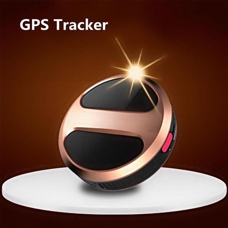 Mini GPS Tracker GPS Locator Child Pet Elderly Luggage Anti Lose Device Two-way Call Micro Tracking Device Google Map Tracking l mini gps locator tracking anti free installation of child elderly anti lost car vehicle tracker
