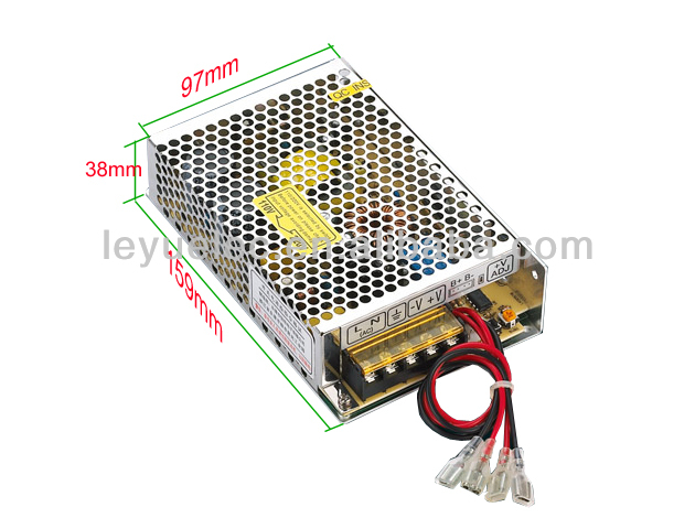 100% guarantee75w 12v dc power supply ups function backup power supply for power failure power supply for pc7068