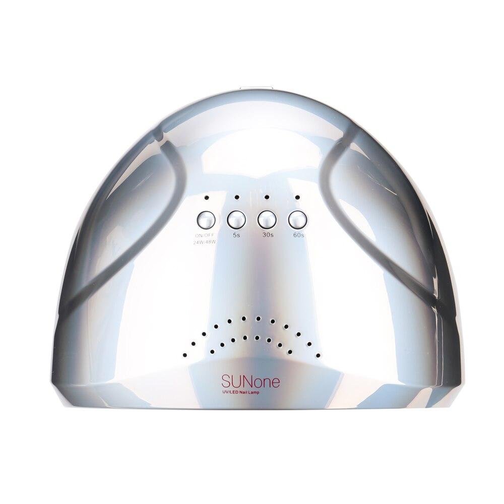 YingJia 48 w SUNONE Arc-En-Couleur Professionnel LED UV Nail Lampe Nail Lumière Nail Sèche Lampe UV
