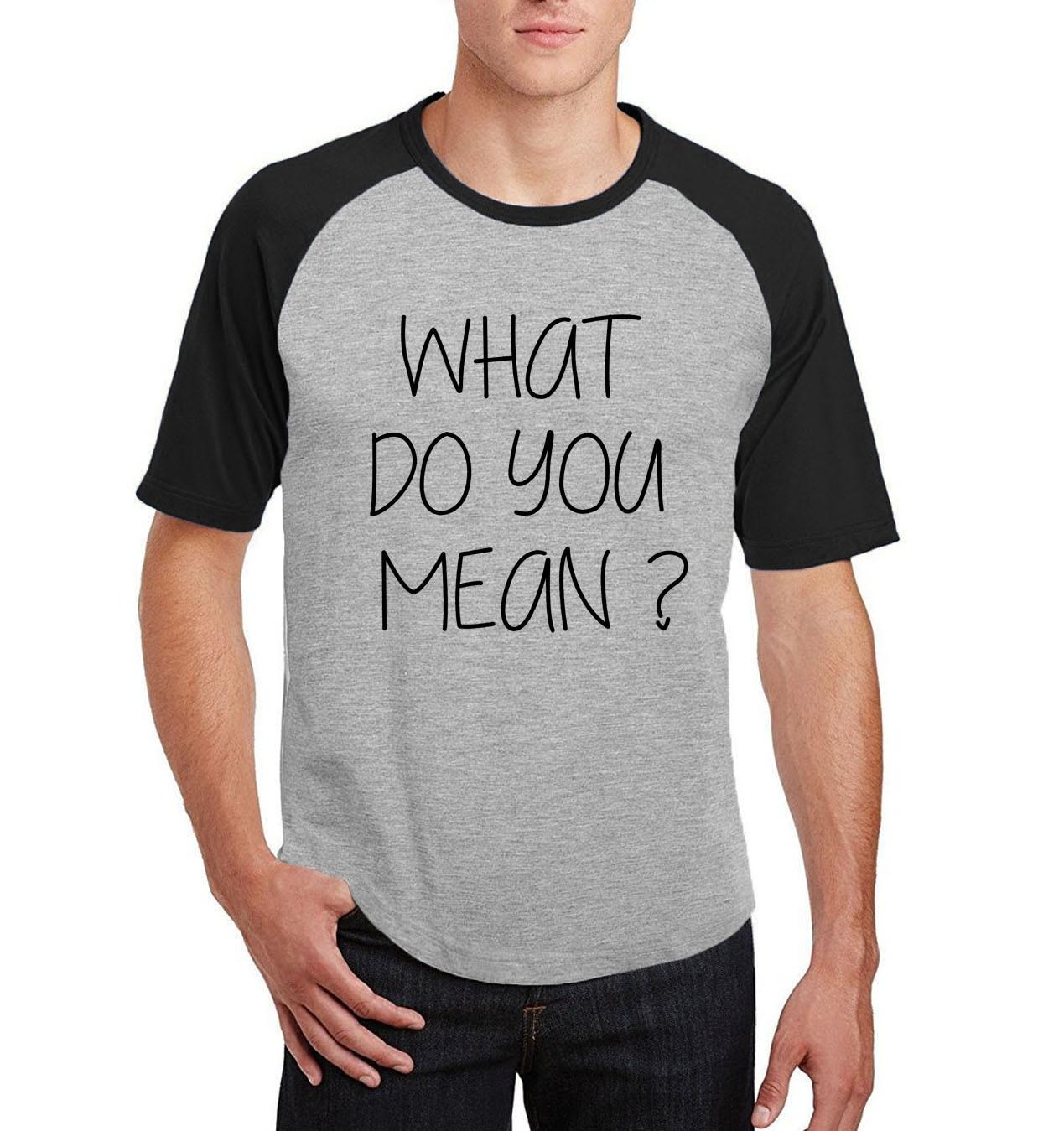 ̿̿̿(•̪ )2017 Nuevo Justin Bieber camiseta divertida impresión punk ...