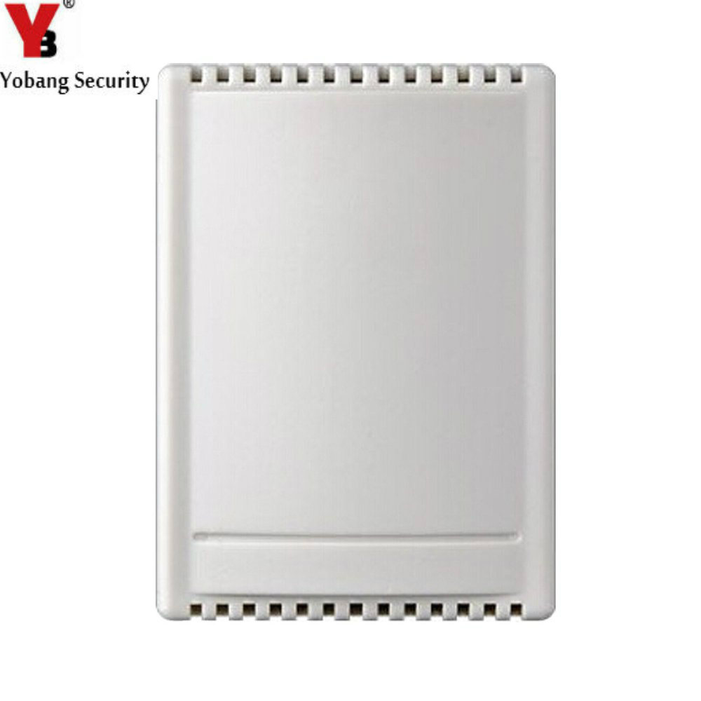 Yobang Security 4CH Wireless Relay Output Control Home Power G90B Wireless WIFI Sensor Alarm System To Ensure Home Security.