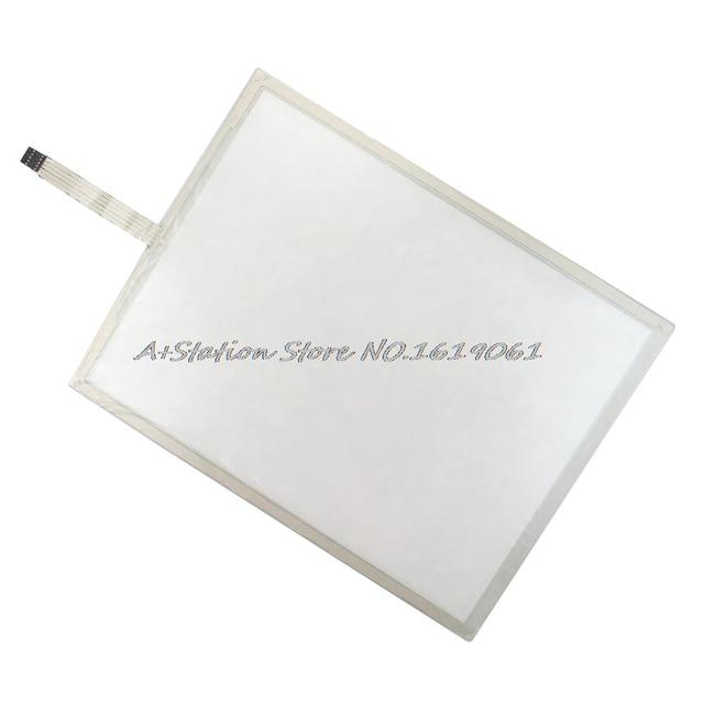 New 15 Inch Touch Screen Panel Glass For Simatic Panel PC 677  PC-677 6AV7802-0BB10-1AA0